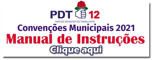 Banner Convenções Municipais 2021