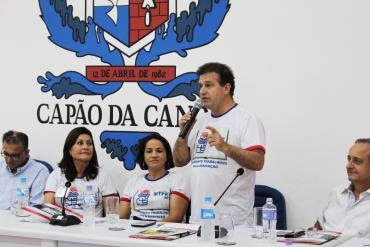 Casa cheia para debater educação no litoral gaúcho