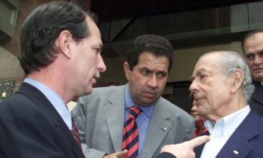 Ciro Gomes e Carlos Lupi homenageiam os 13 anos sem Brizola