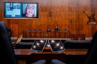 Juliana Brizola propõe que alunos da rede pública de ensino tenham aula via FM Cultura e TVE