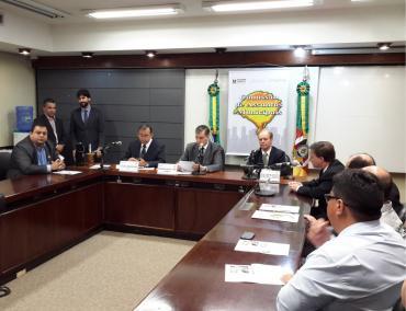 Loureiro destaca portaria que amplia parcelamento de dívidas com regimes de Previdência
