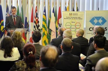 Frente Parlamentar retoma trabalho para qualificar a gestão pública
