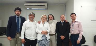 Marenco busca reabertura do hospital de Santana da Boa Vista