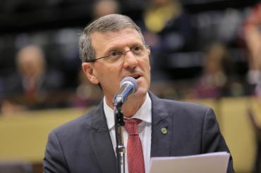 Gilmar Sossella quer implantar o projeto Castramóvel no RS