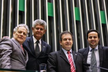 Câmara homenageia centenário de ex-presidente João Goulart