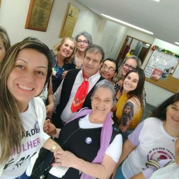 Ação Da Mulher Trabalhista realiza convenção estadual no RS