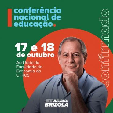 I CONFERÊNCIA NACIONAL DE EDUCAÇÃO/RS