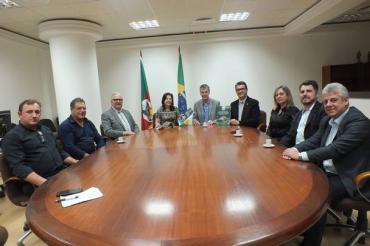 Loureiro: lideranças buscam instalação de comarca em São Miguel das Missões